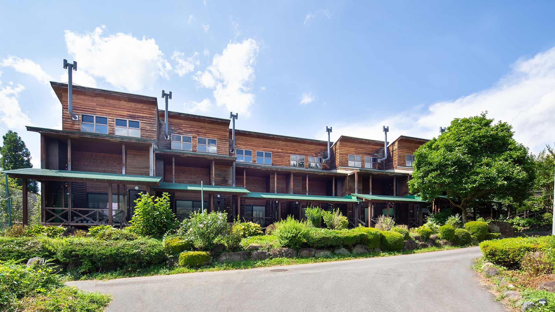 猿ヶ京温泉・ガルニヴィレッジ